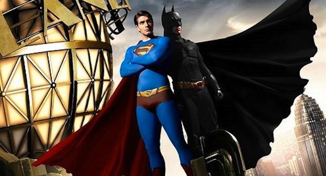 wb announcing batmansuperman together batman news