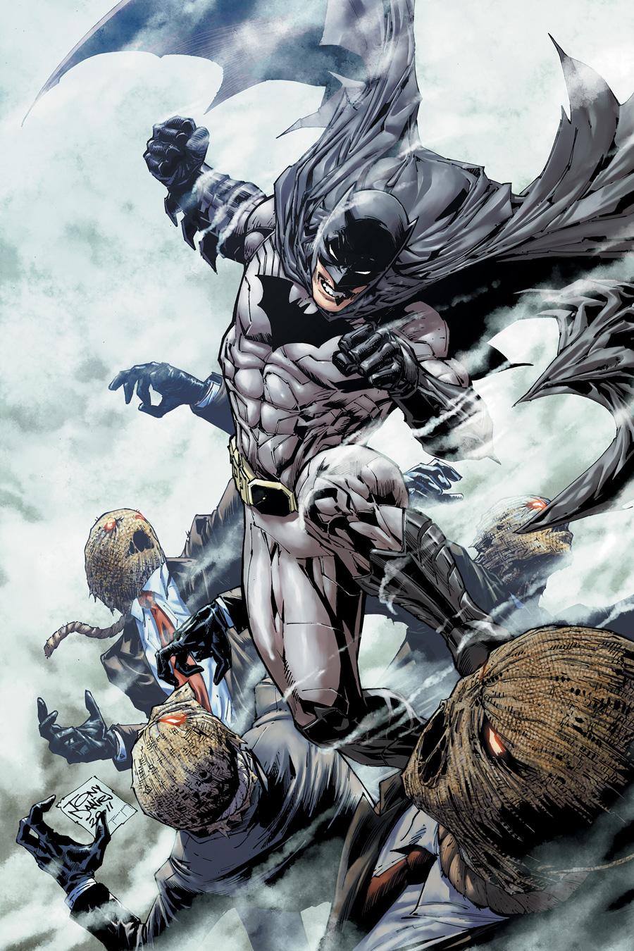 New 52 - Detective Comics #8 review - Batman News