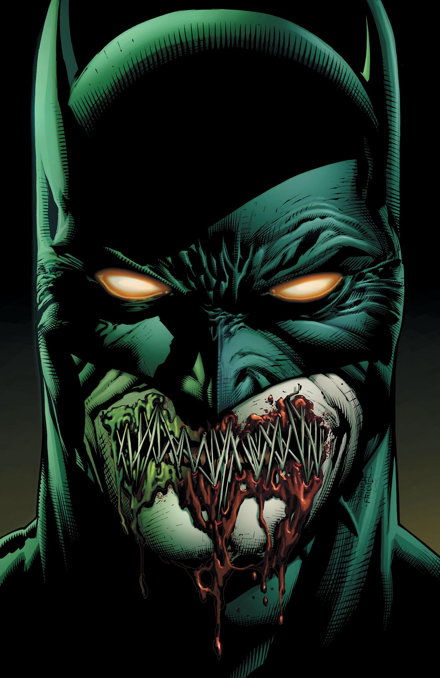 New 52 - Batman: The Dark Knight #10 review - Batman News