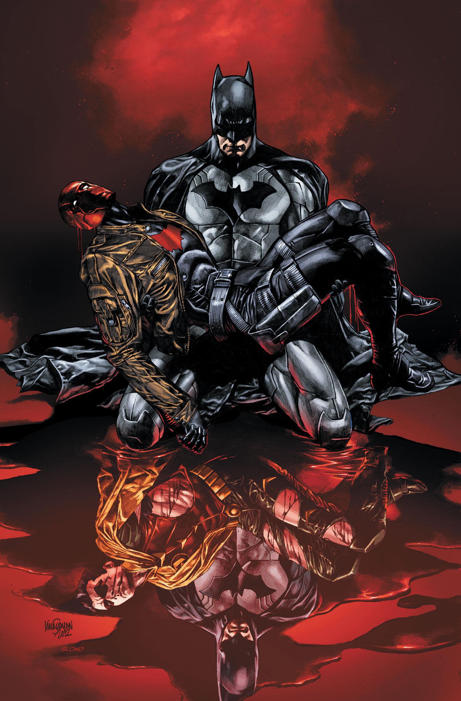 Comics and Coffee: Batman v. Superman Trailer Reactions