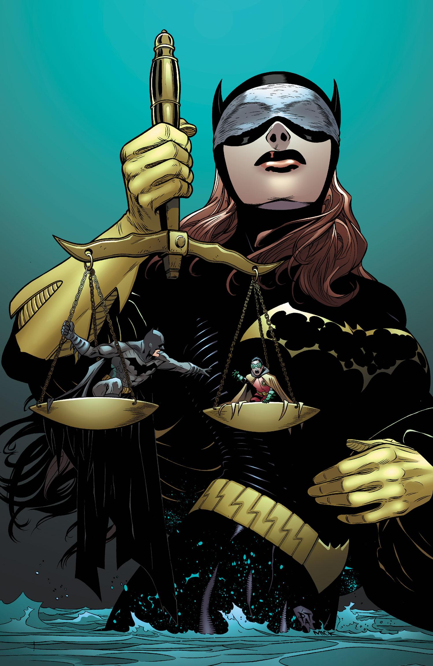 New 52 - Batman and Batgirl #21 review - Batman News