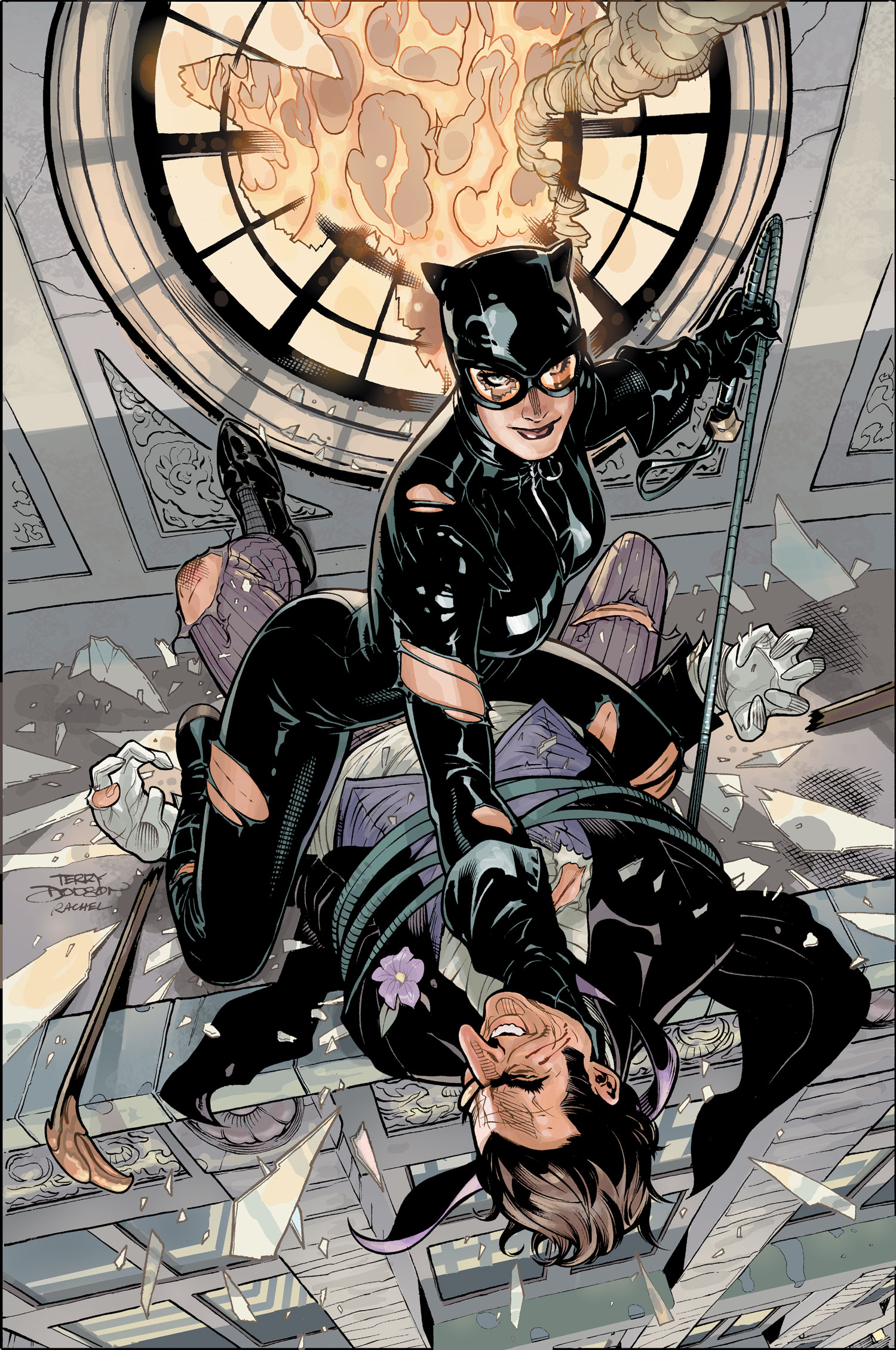 New 52 - Catwoman #21 review - Batman News