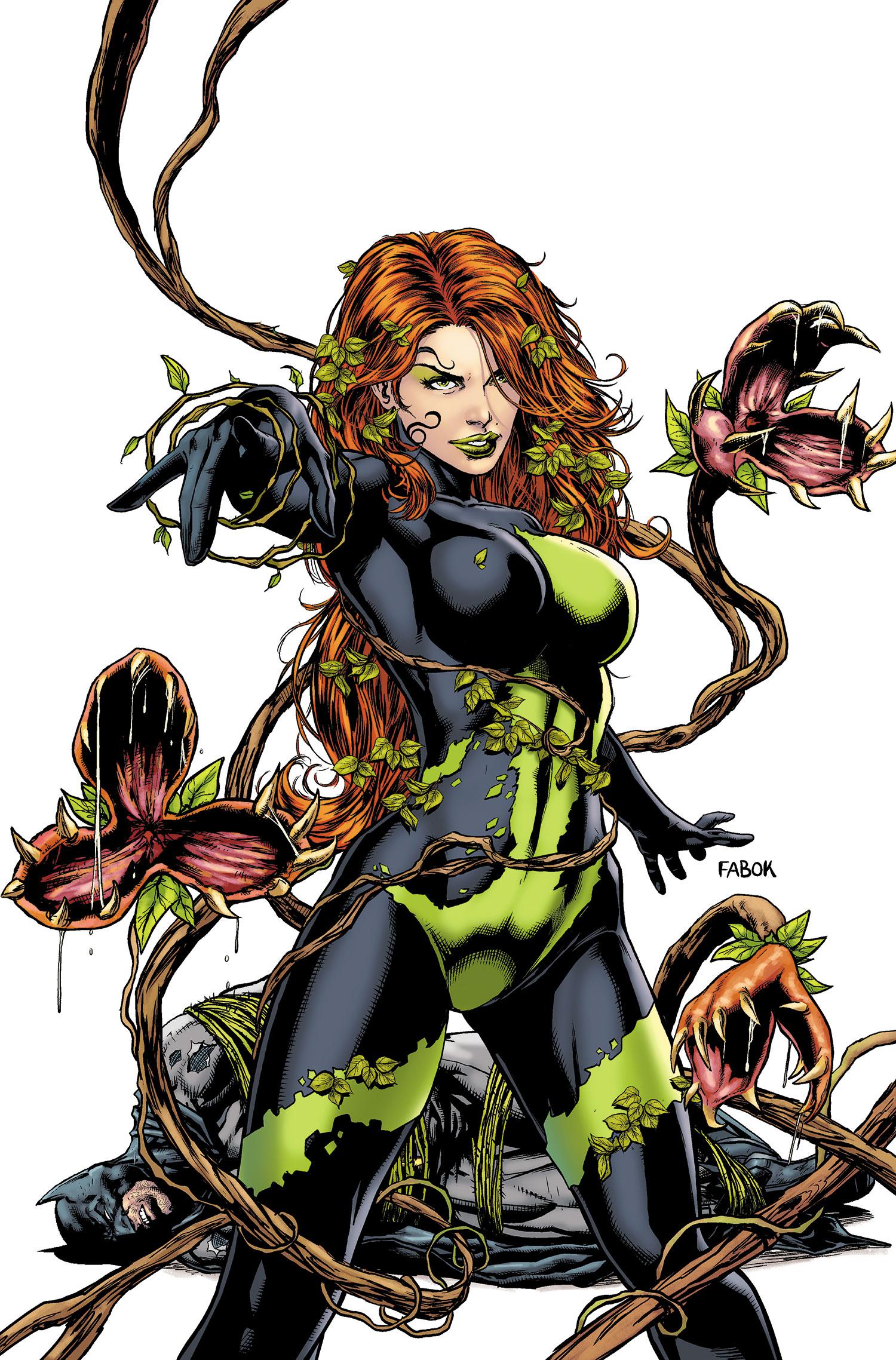 Detective Comics #23.1 - Poison Ivy #1 review - Batman News