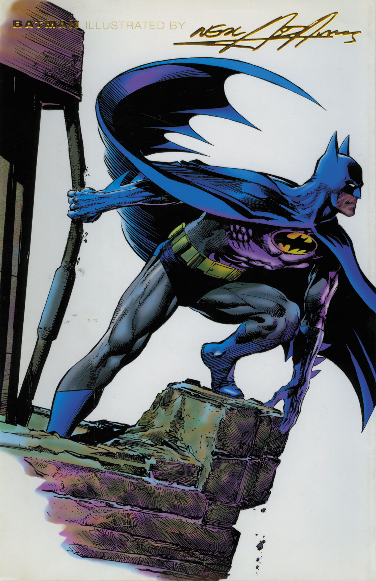 Batman Illustrated By Neal Adams Vol 3 Review Batman News