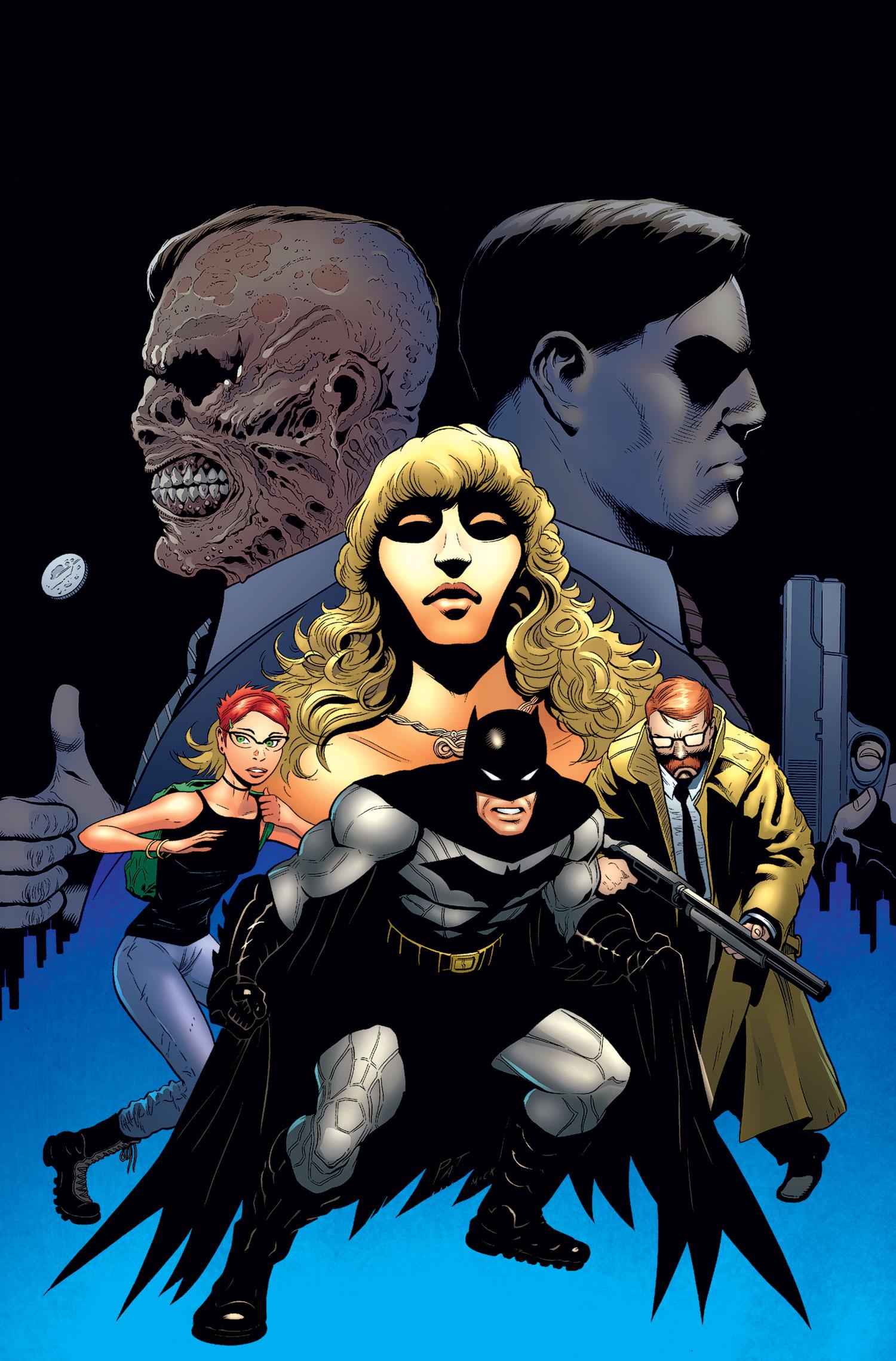 Batman Bedroom New 52 Batman And Two Face 24 Review Batman News