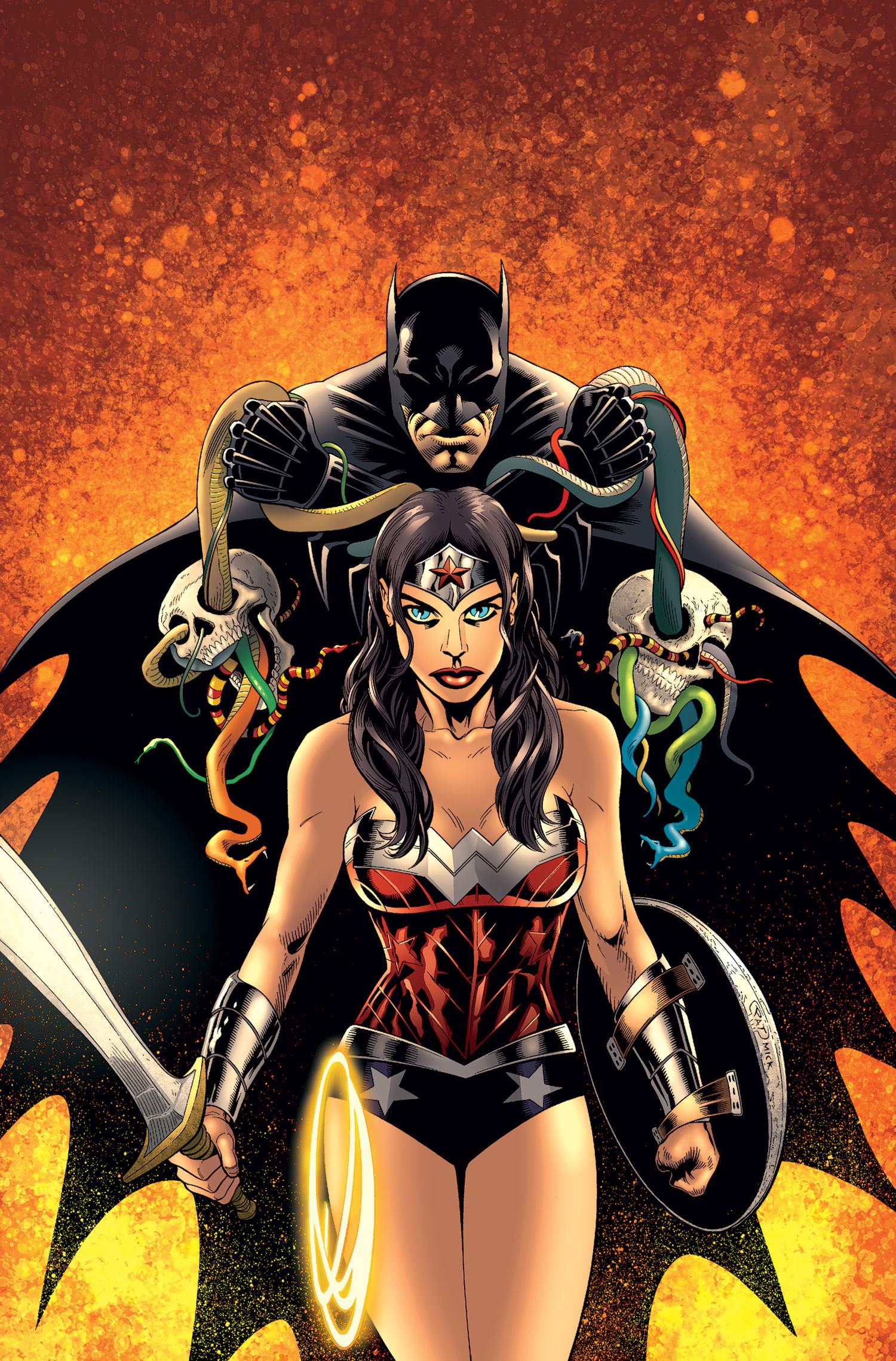 New 52 - Batman and Wonder Woman #30 review - Batman News