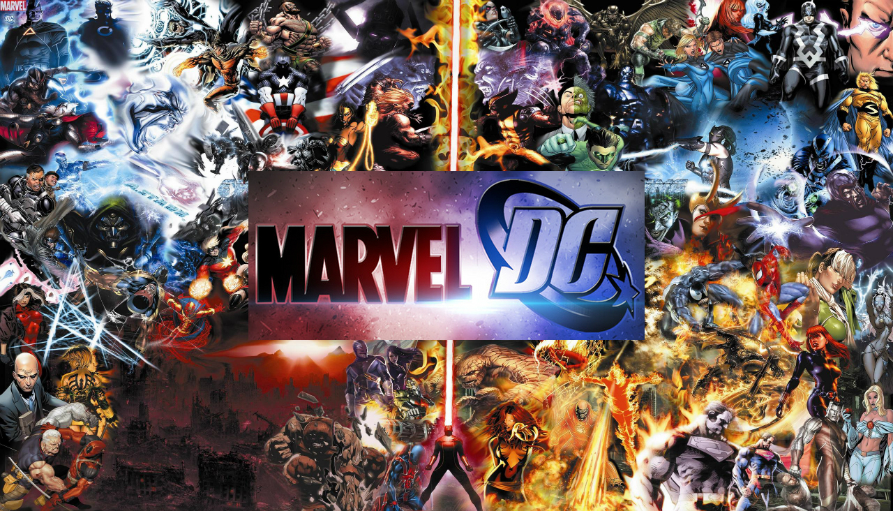 Epic Fan Made Marvel Vs Dc Movie Trailer Goes Viral