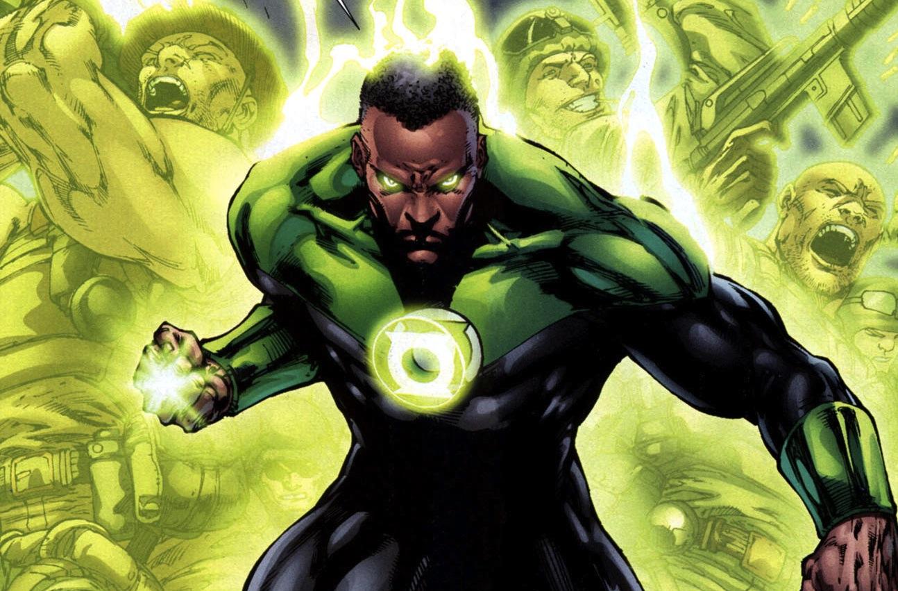 Zack Snyder S Green Lantern Will Likely Be John Stewart