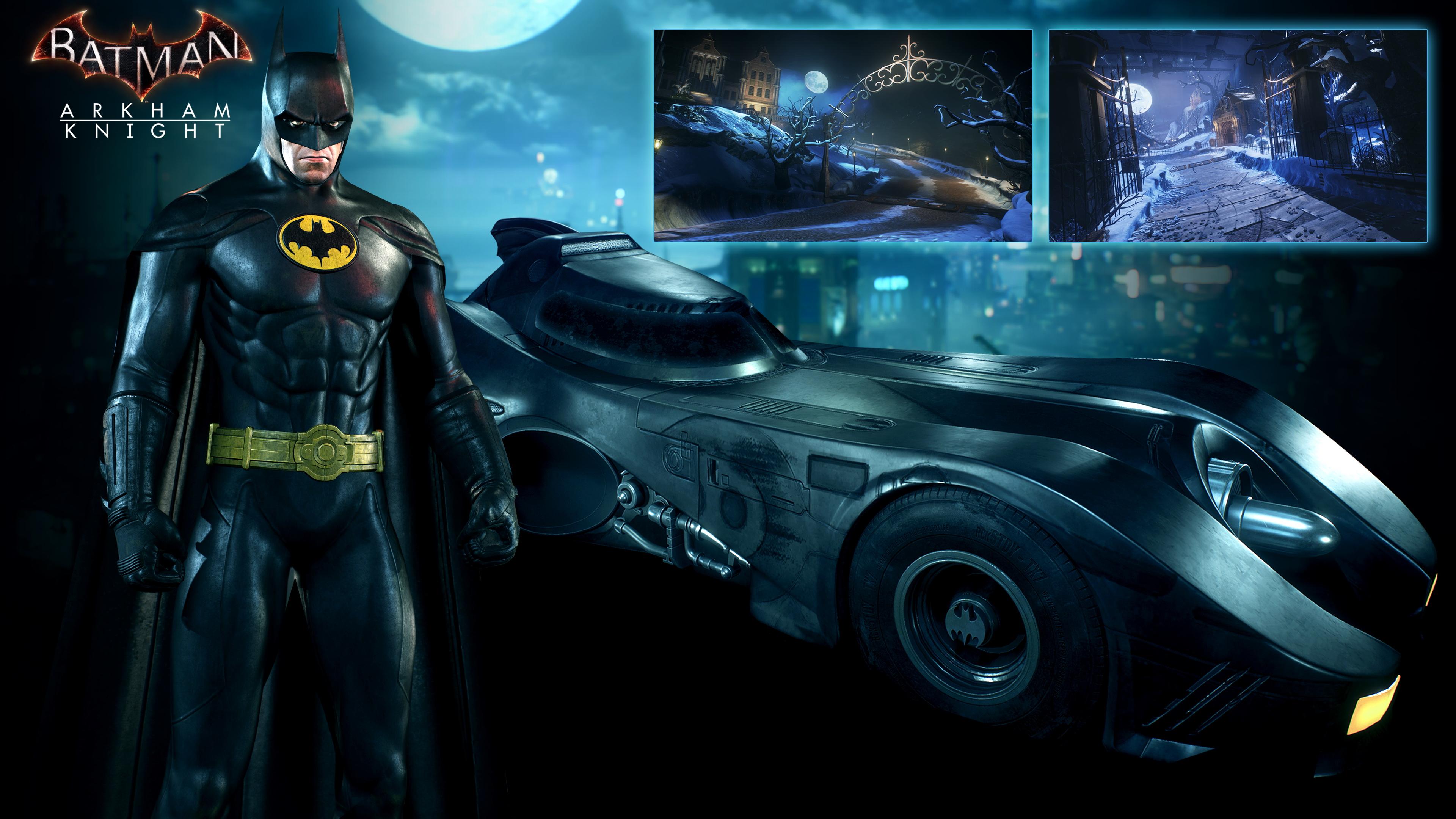 Michael keaton batman and batmobile skins are coming to batman view in hi res voltagebd Choice Image