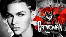 CW Releases New Image of Batwoman in Action
