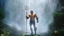 New Aquaman Tweet Shows Off New Footage