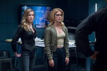 Laurel Heads to Court to Help Oliver in New Arrow Episode Photos