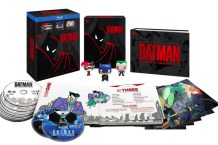 Batman: The Animated Series Deluxe Limited Edition Blu-ray Review