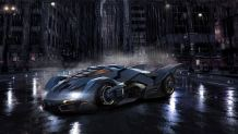 Batmobile Concept Art From Titans Shows a Lot of Options