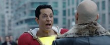 Zachary Levi Shares Photos of Funko Pop! Figure from Shazam!