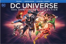 DC Universe 10th Anniversary Collection Marked Down for One-Day at Amazon