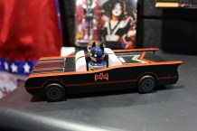 Entertainment Earth at Toy Fair: To the Batmobile!