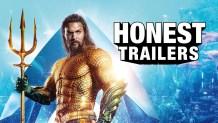 Aquaman Honest Trailer: Feel the smolder