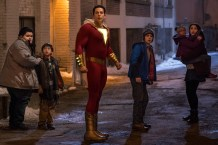 New Shazam! high-res images hit the net