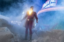 Shazam comes in second at the weekend box office