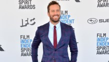 Armie Hammer shoots down Batman rumors again