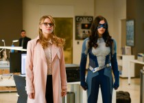Kara works to clear Supergirl's name in new episode photos