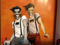 DC Collectibles Batman Black & White: The White Knight Joker review